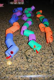Pattern Activities For Preschoolers Fascinating Paper Pattern Snakes Mess For Less