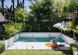 Small Pool Designs For Small Backyards Style