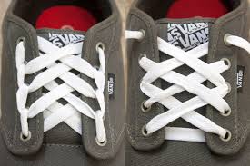 Shoelace Patterns Enchanting How To Make Cool Designs With Shoelaces For Vans Our Everyday Life