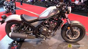 2018 honda motorcycles. interesting motorcycles 2018 honda rebel 500  walkaround 2017 toronto motorcycle show with honda motorcycles
