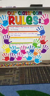 Chart Decoration Ideas For School Kindergarten Classroom Rules Kindergarten Classroom Rules