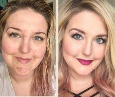 before and after using limelight amazing coverage foundation and concealer alcone makeup professional makeup
