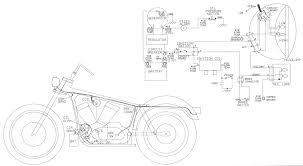 softail wiring diagram wiring diagram schematics baudetails info sportster wiring diagram nilza net
