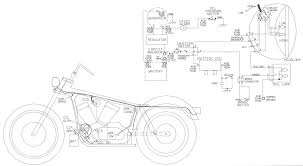 ironhead sportster wiring diagram wiring diagram schematics sportster wiring diagram nilza net