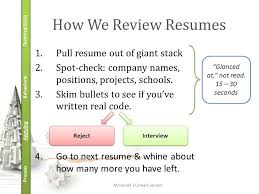 Cracking The Coding Interview Advice And Strategies For Software Awesome Career Cup Resume