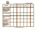 Printable Pet Care Charts Free Behavior Charts