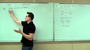 prealgebra lecture 7 3 using the basic percent equation how to solve percent equations