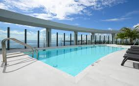 Pool Design Miami Commercial Pools Luxury Above Grade Design Bradford Products