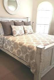 white queen size bed frame. White Wood Bed Frame Queen Frames Beds Wooden Platform . Size E