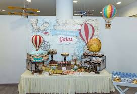 Hot Air Balloons Personalized  Buscar Con Google  Cumple De JOC Vintage Hot Air Balloon Baby Shower