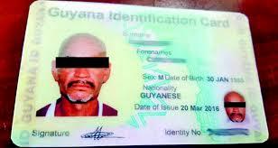 Guyana Berbice In Gecom Confirms Card Found Id Times Fake