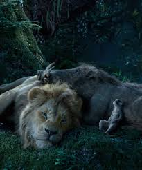 Lion King Pumbaa Poster Isnt What Youd Expect
