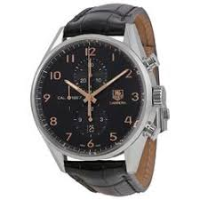 tag heuer men s watches sears tag heuer carrera calibre 1887 chronograph automatic black dial mens watch car2014 fc6235