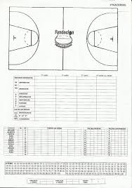 10 Best Photos Of Basketball Shot Charts Printable Template