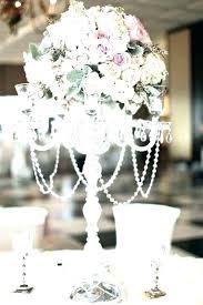 chandelier table centerpiece chandeliers wedding crystal centerpieces popular top tabletop cen