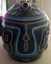 Lowes Psa Jimmie Johnson Signed Lowes Kobalt Tools Full Size Nascar Helmet Psa