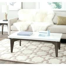 white and brown coffee table mid century modern white dark brown lacquer coffee table white and white and brown coffee table