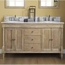 Traditional double sink bathroom vanities 84 Inch Rustic Chic 60 Discount Bathroom Vanities Rustic Chic 60