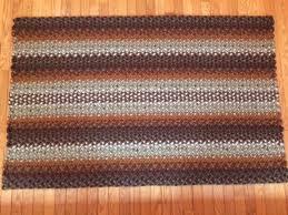 3 4 x 5 1 flip rectangle wool braided rug