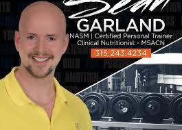sean garland personal trainer