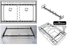 How To Install An Undermount Sink  YouTubeHow To Install Undermount Kitchen Sink