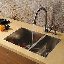 trendy undermount stainless steel kitchen sink for the real sleekness ofrcyds