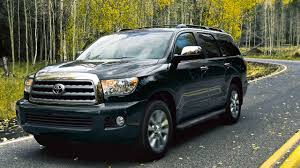2017 Toyota Sequoia introduced, starts at $45,460 - USA