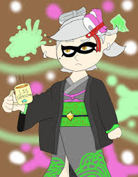 Marie - Splatoon 2 (1# Grandma) by KMTH ...