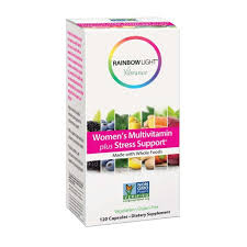 Rainbow Light Vibrance Women S One Reviews Womens Multivitamin Plus Stress Support