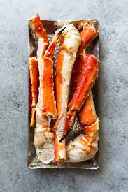 King Crab Leg Size Chart How To Cook Alaskan King Crab Legs House Of Nash Eats