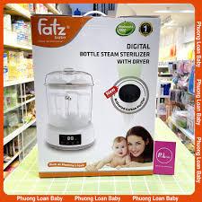 Máy tiệt trùng sấy khô Fatz baby điện tử FB4913VN - Máy tiệt trùng, hâm sữa