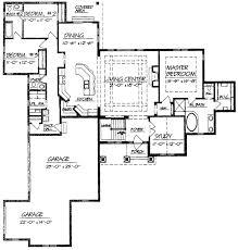 30 unique ranch house plans open floor plan