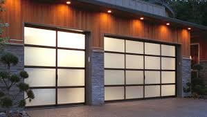 types of garage doors the lights above make these translucent garage doors glow types of garage types of garage doors
