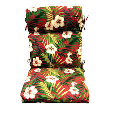 Patio Furniture Cushions Red