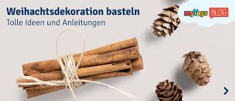 Weihnachtsdeko Basteln 10 Festliche Ideen Mytoys Blog