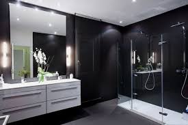 apartment bathroom ideas modern. Interesting Apartment Bathroom Of Modern Apartment With Spooky And Weird Touch With Bathroom Ideas O