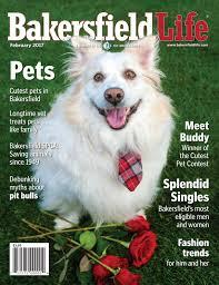 Bakersfield Life Magazine February 2017 by TBC Media Specialty.