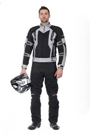 why not take a look at an rst best er the rst pro series adventure ii jacket and jean is an excellent motorcycle textile 2 piece that can take the