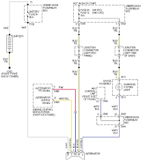 21v 8n 3 wire alternator diagram honda alternator wiring honda image wiring diagram 1993 honda civic lx alternator the 80 amp relay