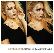 y spider web full look