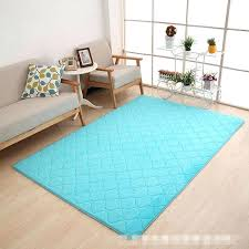 foam carpet big size non slip water absorption area rug fleece memory foam carpet floor mat