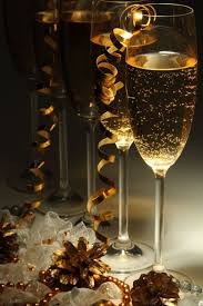 Champagne Bottle Decoration Champagne Bottle Decorations For Your Merry Christmas Table