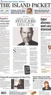 over newspaper front pages around the world mourn steve jobs 17 comments