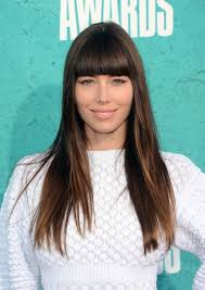 Hairstyle Bang 30 best hairstyles with bangs photos of celebrity haircuts with 6948 by stevesalt.us