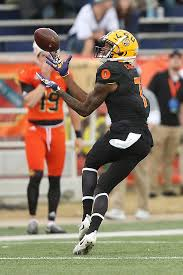 guilbeau d j chark busts out at senior bowl like a jack in the box with mvp performance