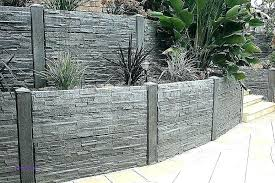 cement retaining wall cement retaining wall photos and door cement bag retaining wall diy