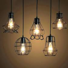 wire cage lamp shade hanging light shades ikea cage light shade cage pendant lights metal wire