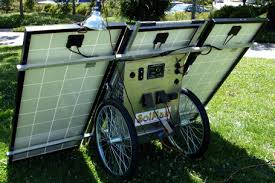 portable solar generators hybrid emergency backup systems peak one advantage of the portable style solar generator systems versus a fixed system besides being able to take it you is that you can position the