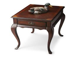 cherry end tables. End Tables:Cherry Accent Table New Butler Grace Plantation Cherry National Tables