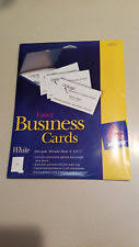 avery business cards 5371 office avery laser 2 x 3 1 inch white business cards 250 count 5371